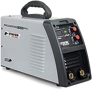 Stayer - Progress1700 pfc/inverter mma soldadura por electrodo progress 100% 170a 4mm 5kg