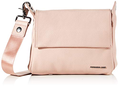 Mandarina Duck Damen Mellow Leather Handtasche, Rose Dawn, Einheitsgröße