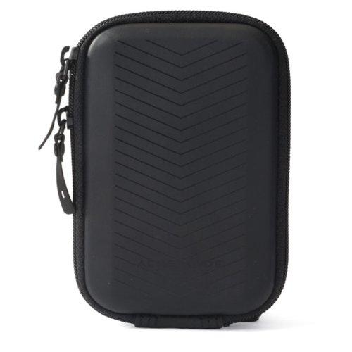 Acme Made Sleek Hülle Kameratasche matt schwarz/chevron