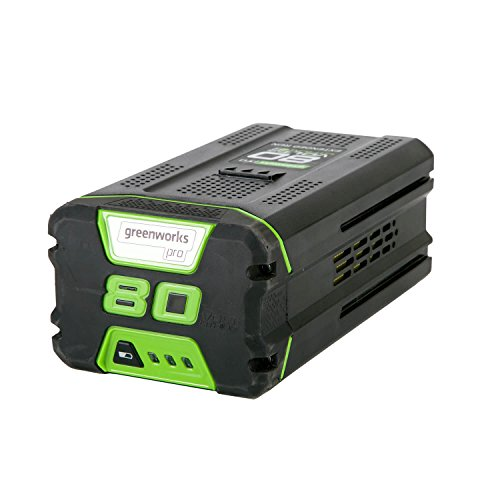 Greenworks PRO 80V 5.0 AH Lithium Ion Battery GBA80500