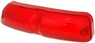 Rücklichtglas STANDARD rot TPH/NRG, Gilera Typhoon ROLLER, MAXISCOOTER