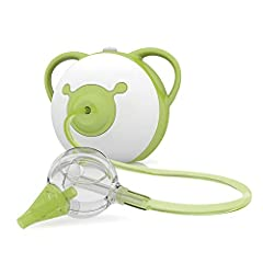 DEVELOPED WITH THE HELP OF ENTS: In the product development phase, we had been working closely with ENT specialists to create a nasal aspirator that takes all medical factors into account. EASY TO CLEAN: Our engineers had been working hard to create ...