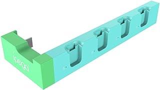 base de carga Carregador controlador N-Switch PG-9186 com 4 slots Joy-Con Base de carregamento do controlador de jogos par...