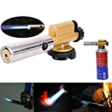 Universal Electronic Ignition Copper Welding Torches Flame Butan Gas Torch Burner Gun