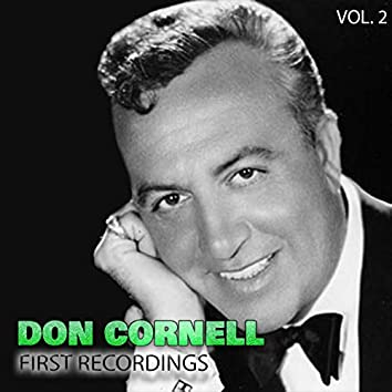Don Cornell - First Recordings, Vol. 2