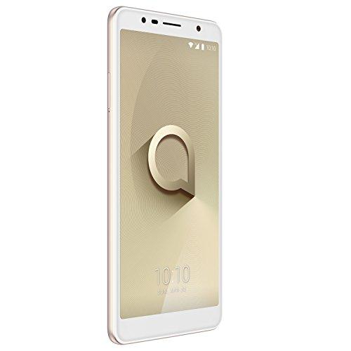 Alcatel 3C Smartphone da 16 GB, Dual SIM, Display