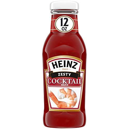 Heinz Zesty Cocktail Sauce (12 oz Bottle)