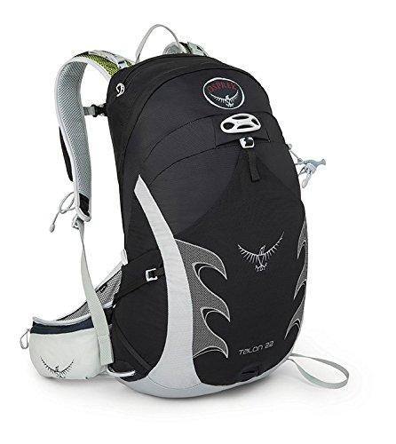 Osprey Packs Talon Backpack 2016 Model, Onyx Black, Small/Medium