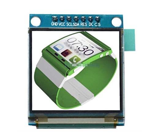 XIAOSHI Little Oriental 1,5 Zoll 7Pin Vollfarb-OLED-Modul-Anzeigebildschirm SSD1351 Laufwerk IC 128 (RGB) * 128 SPI-Schnittstelle für 51 STM32 Arduino