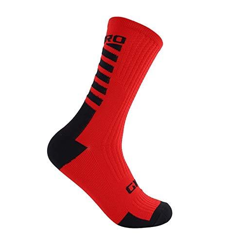 2 Pares de Calcetines Calcetines de Muslo Calcetines Altos Calcetines de compresión Calcetines de Bicicleta Calcetines de Hombre Calcetines de Mujer Calcetines de fútbol Calcetines de Baloncesto-a13