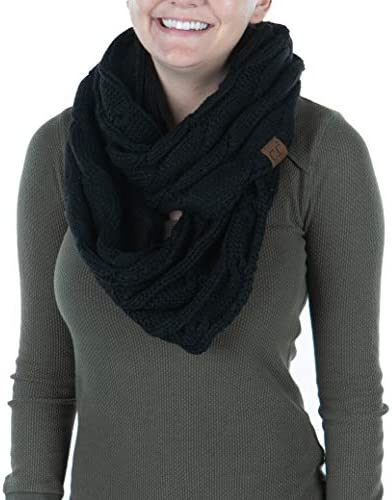 Cheap infinity scarves online _image1
