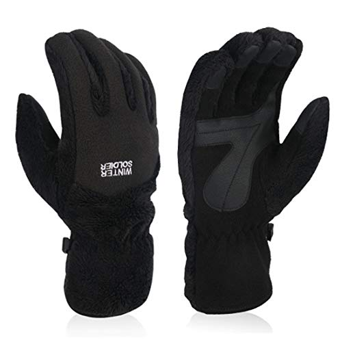 Touch Screen Thermal Gloves for Men & Women