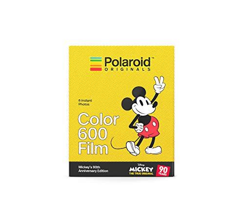 Polaroid Originals Film couleur 600 Anniversaire 90 ans Disney Edition Limitée