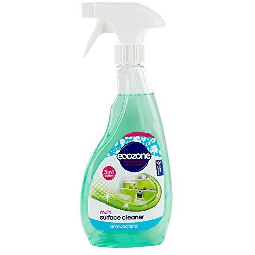 Ecozone, Liquido detergente superfici Anti-batterico e Anti-virale