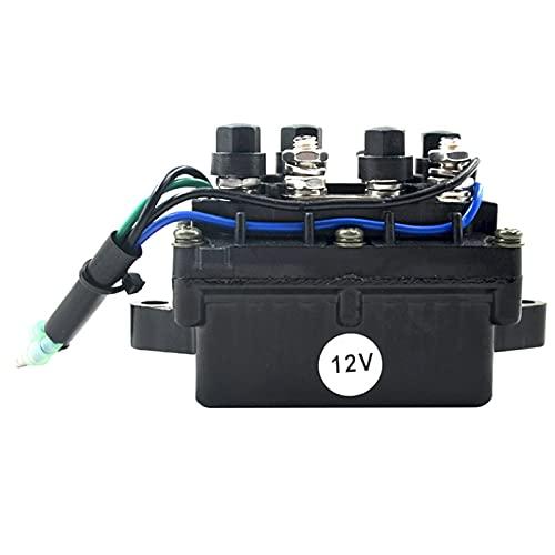 HCO-YU 1 2V 120A Barco Motor Power Trim Tilt Relay Assy Fit para Yamaha Outboard Motor 4 0EJRS 40ELRS 61A-81950-01-00 61A-81950-00-00-00