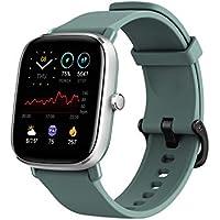 Amazfit GTS 2 Mini Fitness Smart Watch with Alexa Built-In, SpO2 Level Measurement (Sage Green)