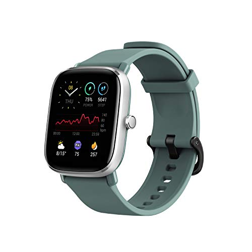 Amazfit GTS 2 Mini Fitness Smart Watch  $71 at Amazon