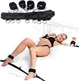 Sistema de Cama Esclavitud Ajustable Accesorios de Ropa con puño súper Suave y cómodo - Set Fitness - Regalo