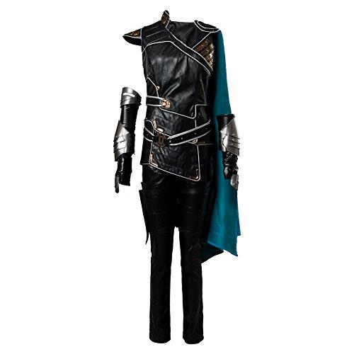 Thor Ragnarok Valkyrie Outfit Traje de Cosplay Disfraz personalizacin