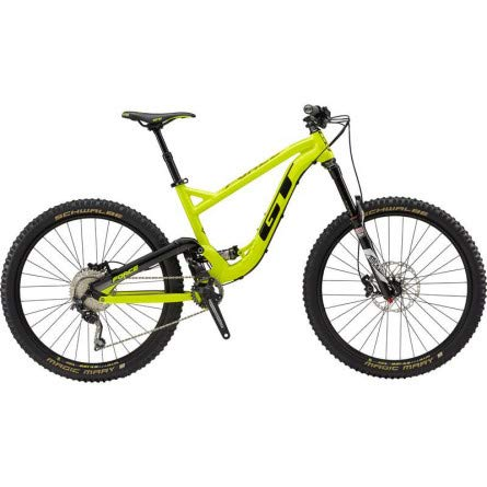 GTT GT 723327M70MD Bicicleta, Unisex Adulto, Amarillo, M