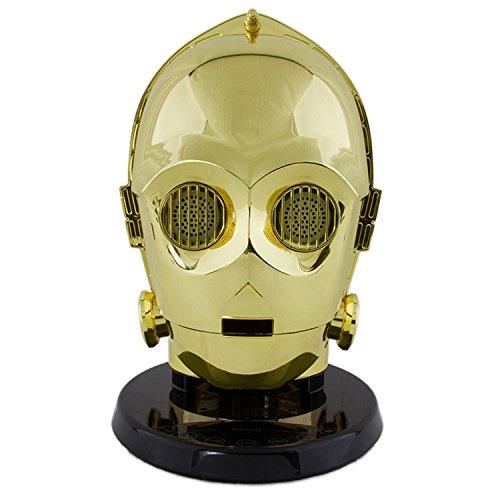 AC Worldwide ACW-C3PO01 Star Wars C-3PO Bluetooth Lautsprecher gold