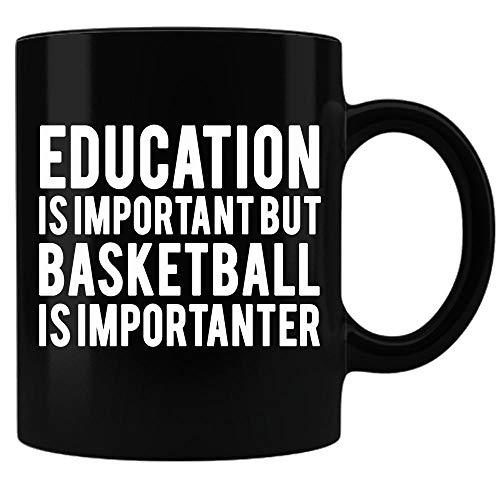 Taza de baloncesto, regalo de baloncesto, regalo de baloncesto, regalo de baloncesto, regalo para hombres y mujeres