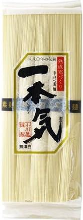 小川屋 一本気 手のべ素麺 250g