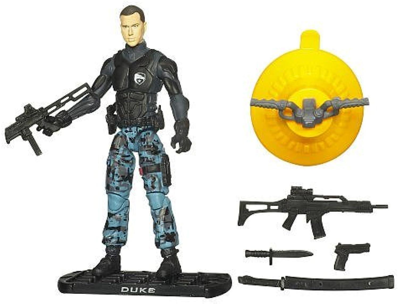 G.I. Joe Movie The Rise of Cobra 3 3 4 Inch Action Figure Conrad Duke Hauser City Strike by G. I. Joe