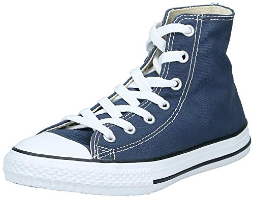 Converse Unisex Kinder C. Taylor All Star Youth Hi 3J2 Hohe Sneaker, Blau (Navy 3j233c), 34 EU