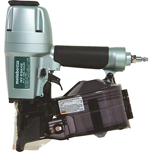 Hitachi Coil Siding Nailer, Siding Nails 1-1/2 inch To 2-1/2 inch, Side...