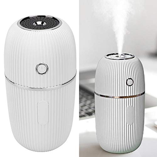 Tragbarer Luftbefeuchter, Schlafzimmer Essential Diffusor Purifier Mist für Car Office Home, Aroma Luftverteiler Aromatherapie Nebel Luftbefeuchter Super Quiet Luftbefeuchter(#1)