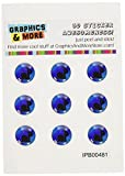 Graphics and More Snails Pace Home Button Stickers Fits Apple iPhone 4/4S/5/5C/5S, iPad