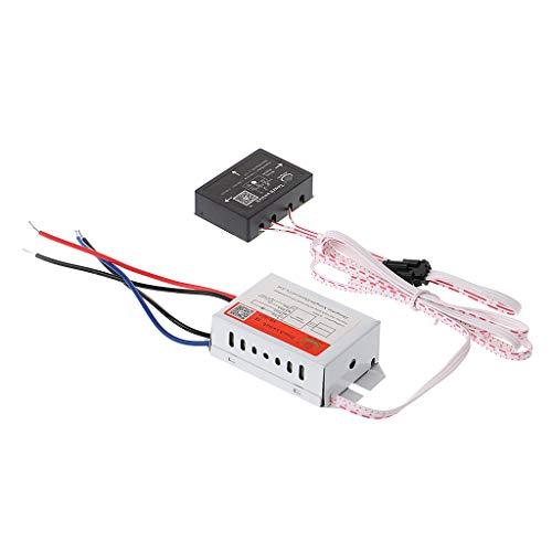 MISHITI Interruptor táctil de encendido/apagado para lámpara de espejo accesorios LED 50/60Hz XD-621
