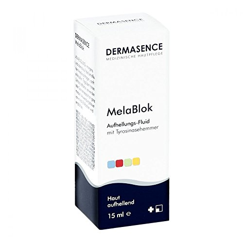 DERMASENCE Melablok Aufhellungs-Fluid, 15 ml Lösung
