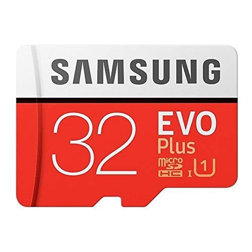 Samsung EVO Plus 32GB microSDHC UHS-I U1 95MB/s Full HD Speicherkarte mit Adapter (MB-MC32GA)
