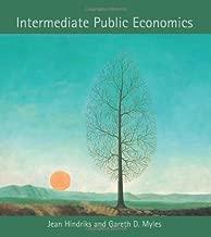 Best intermediate public economics 2013 Reviews