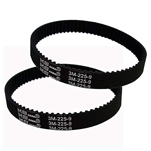2 x For DC17 Geared Belts Fits DC17 Vacuums Belt 10MM 911710-01 91171001