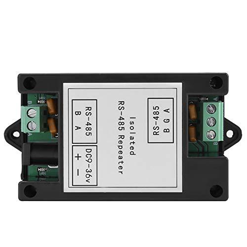 Signaalversterker RS485-versterker in industriële kwaliteit geïsoleerde afstand-extender-repeater 500 Kbps DC9-36 V versterker voor het oplaadsysteem van automatische IC-kaarten