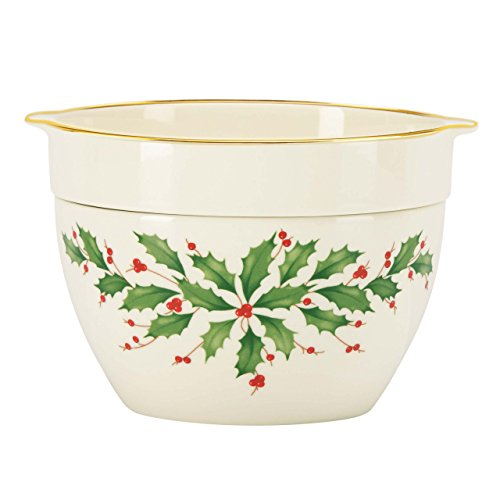 Lenox Holiday Cold Dip Bowl