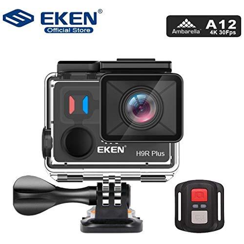 EKEN H9R Plus Cámara De Acción Ultra HD 4K A12 4 K/30fps 1080 P/60fps para Panasonic 34112 14MP IR Impermeable WiFi Sport CAM