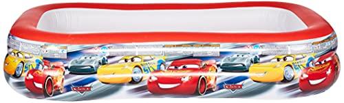 INTEX Piscinette rectangulaire Cars