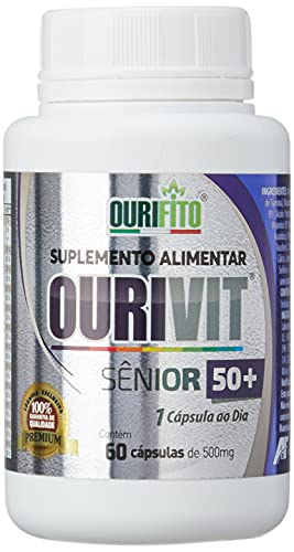 Promoção Ourivit Senior 60 Caps