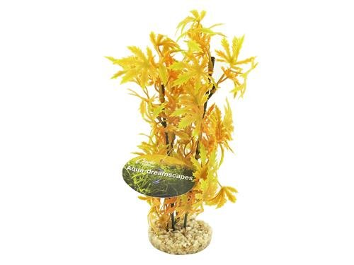 Cheeko Advertenties Gekleurde Jungle Plant Aquarium Décor, 28 cm