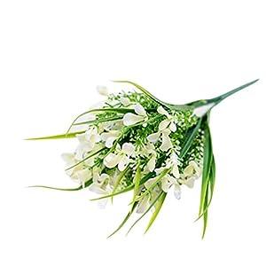 Academyus 1 pc Artificial Gladiolus Flower Arrangements Decoration Floral Decor