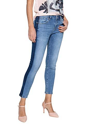 ATT, Amor Trust & Truth Damen Leoni Jeans, Blau, 42W / 27L