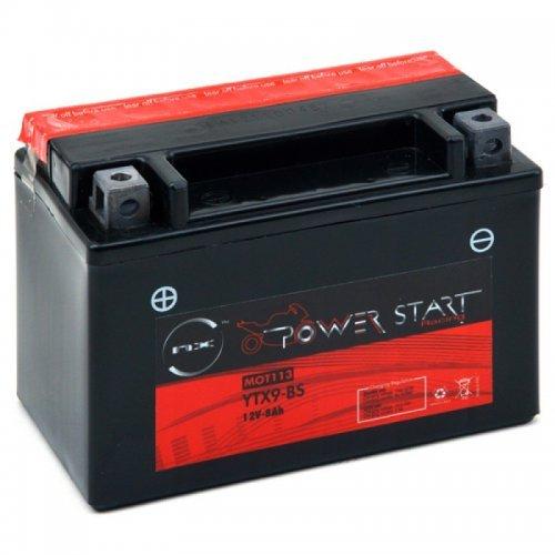 NX - Batterie moto YTX9-BS / GTX9-BS 12V 8Ah - Batterie(s)