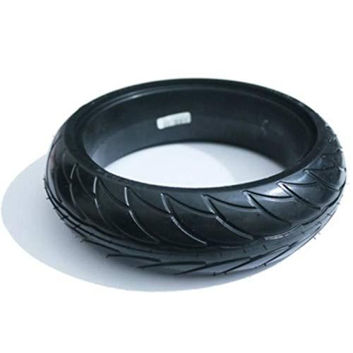 TOOGOO 8 Zoll Vorderer Roller Voll Reifen Reifen Rad FüR Ninebot Es1 Es2 Elektrischer Roller Kickscooter Skateboard 8 Zoll Nicht Pneumatischer Reifen
