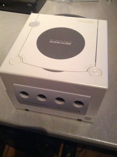 Gamecube - Konsole pearl white