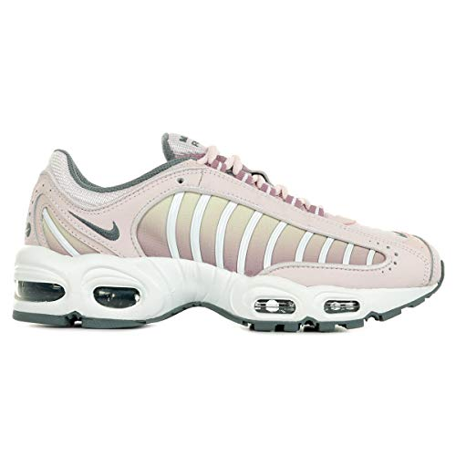 Nike Womens Air Max Tailwind 4 Casual Shoes (Barely Rose Smoke Grey, Size 10 US)