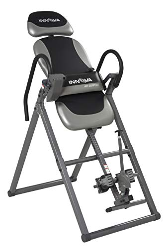 Big Save! Innova Health and Fitness Innova ITX9900 Heavy Duty Deluxe Inversion Table with Air Lumbar...